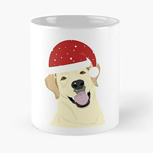 Labrador Retriever Merry Christmas Ugly Sweater T Shirt - Best Gift Coffee Mugs 11 Oz Father Day