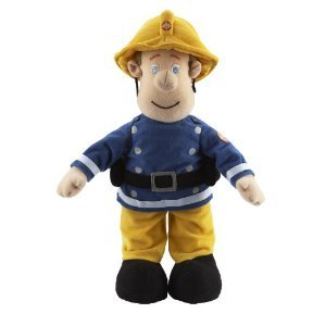Plush Jumbo Huge Fireman Sam product image