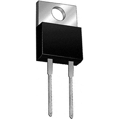 Diode; Schottky Barrier; Switching; Vr 45V; If 10A; Pkg TO-220AC; Vf 0.49V; Cj 900pF, Pack of 20 ()