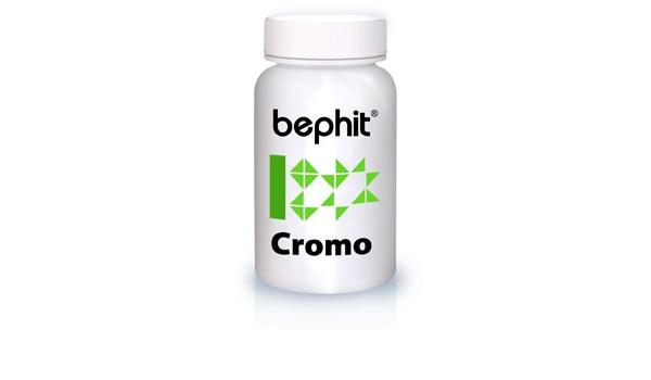 PICOLINATO DE CROMO BEPHIT - 30 cápsulas 240 mg: Amazon.es ...