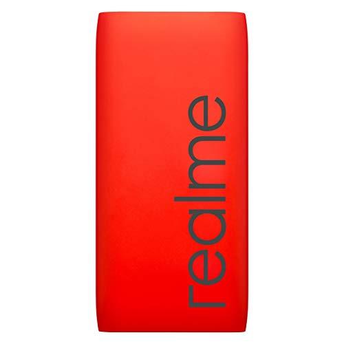 Realme 10000mAH Power Bank (Red)