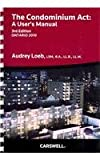 img - for The Condominium Act: A User's Manual book / textbook / text book