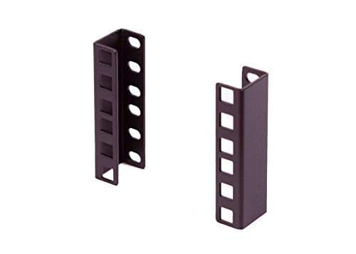 RCB1061-2U Rackmount 2U Rack 1.1'' Extender for 19'' or 23'' Rack Cabinet or wall mount cabinet by IAENCLOSURES