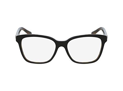 Ralph Lauren RL6154 Eyeglass Frames 5260-53 - 53mm Lens Diameter Black/Havana Jerry - Eyewear Lauren Ralph