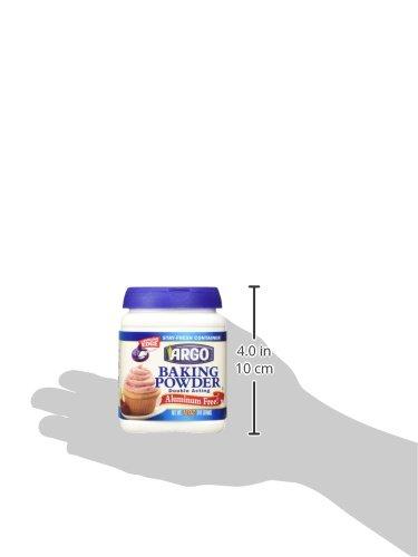 Argo Double Acting Aluminum Free Baking Powder, 12 oz by ARGO (Image #7)