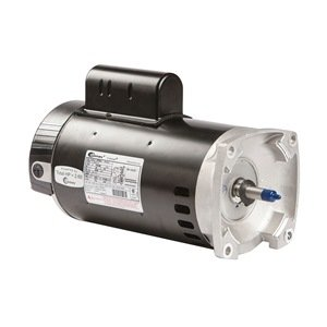 pool pump motor 2 hp 3450 rpm 208 230vac