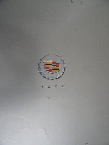 2002 Cadillac Seville Sales Brochure
