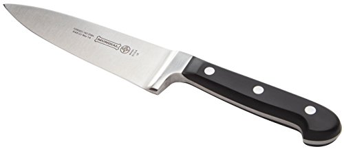 Mundial 5100 Series 6-Inch Chef's Knife, Black
