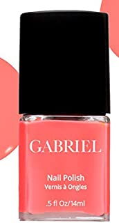 product image for Gabriel Cosmetics Nail Polish -Living Coral .5 Ounce
