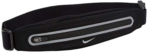 Nike Lean Waistpack (One Size Fits Most, Black) ()