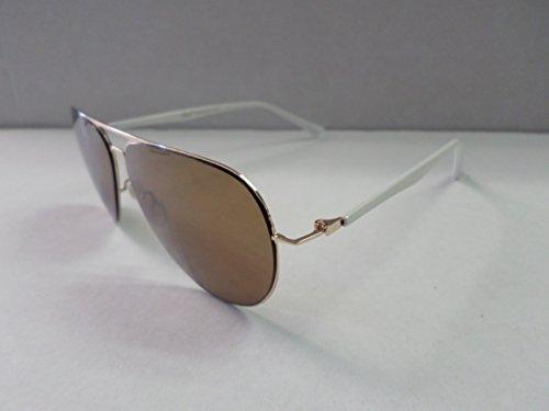 Giselle Aviator Women's Sunglasses GSL28024 Gold/ - Sunglasses Giselle Aviator
