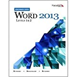 Microsoft Word 2013: Levels 1 and 2: Text with Data Files