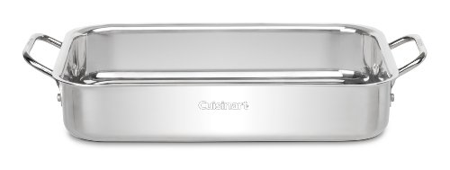 Cuisinart 7117-135 Chef's Classic Stainless 13-1/2-Inch Lasagna -