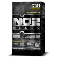 M.R.I. NO2 Black