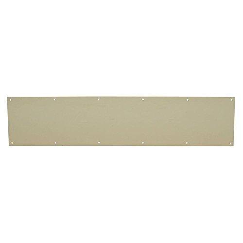 (Schlage Lock Company SC8400PA3 6X34 H.B. Ives Kick Plate 6 x 34