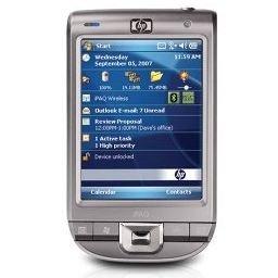 Hewlett-Packard FA980AAABA - HP iPAQ 110 Classic Handheld MarvellPXA310 624 MHz - 64 MB RAM - 256 MB ROM - 3.50 Active Matrix TFT Color LCD - 65536 Colors (16-bit) - Windows Mobile 6 Classic