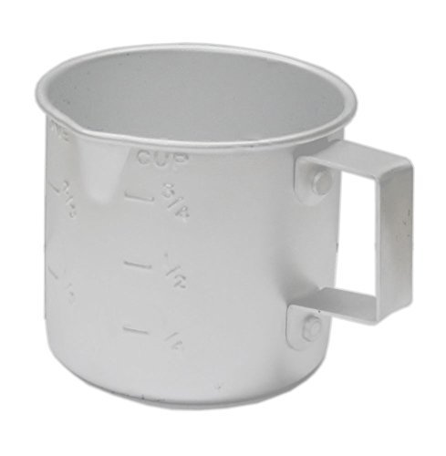 8 Ounce 1 Cup (1 Cup Aluminum Measuring Cup)