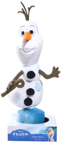 Disney Frozen Spinning Olaf Plush