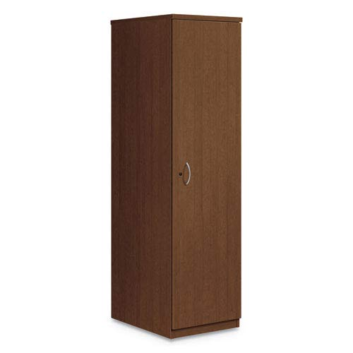 The Hon HLMPWC.F Foundation Personal Wardrobe Cabinet, 18w X 24d X 66h, Shaker Cherry