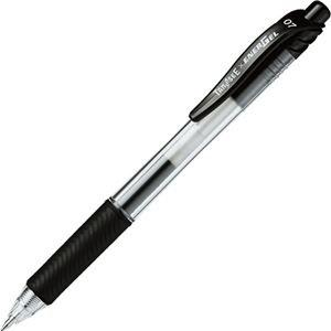 (まとめ) TANOSEE ノック式ゲルインクボールペン 0.7mm 黒 1本 【×80セット】 生活用品 インテリア 雑貨 文具 オフィス用品 ペン 万年筆 14067381 [並行輸入品] B07GTWN6LZ