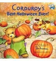 The Best Halloween Ever (Corduroy's Best Halloween Ever- HARDCOVER/Weekly)
