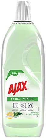 Limpador Diluível Ajax Naturals Eucalipto e Citrus 1L, Ajax