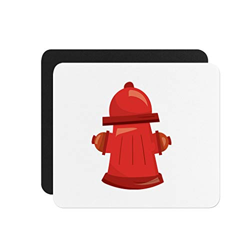 Hydrant Neoprene Mouse Pad 9.25