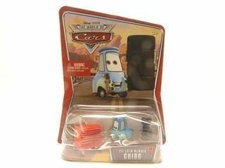 - World of Cars Disney Pixar Pit Crew Member Guido #34 by Mattel