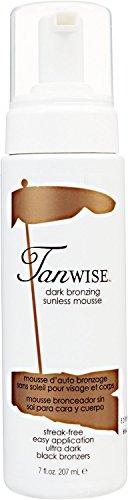 Tanwise Dark Bronzing Sunless Mousse,7 fl. oz.