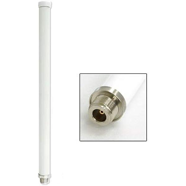 Alfa 9 dBi AOA-2458-79AF 2.4/5 GHz Doble Banda Exterior N ...