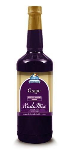 Grape - Soda Mix (Soda Stream Syrup Grape compare prices)
