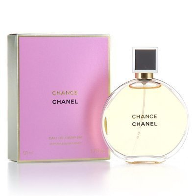 C H A N E L Chance Eau De Parfum Spray 1.7 OZ. by Amaze (Women Chance Perfume)