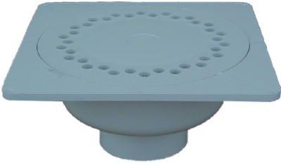 Genova Products 78890 9x9 PVC Vinyl Bell Trap - Quantity 5