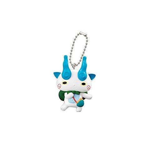 Yokai Watch Llavero 3D KOMASAN 4 cm Cápsulas Toy GASHAPON ...