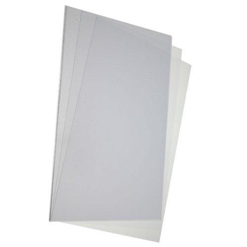 Simple Cultre - Película para proyector, 20 hojas de acetato A4 ...