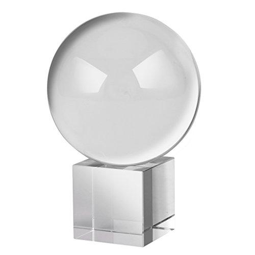HanLingGG Clear Crystal Ball 3.15