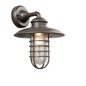 Rubbed Bronze 1 light 14 75 11 25