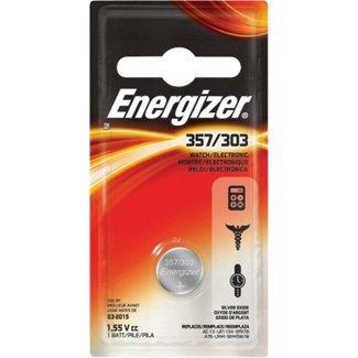 Energizer 357BP Watch Battery - 303 Energizer Watch Batteries