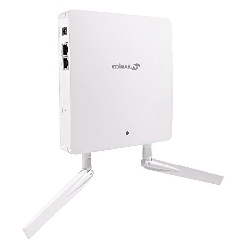 Edimax Pro AC1200 Dual-Band Wall-Mount PoE Business Access Point (WAP1200) by Edimax (Image #2)'