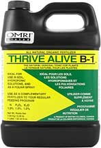 Technaflora TFTAGRN10L Thrive Alive B1 Green, 10 lt Nutrient, Black