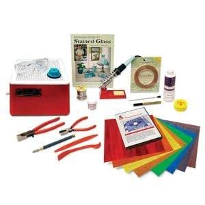 Premium Stained Glass Start-Up Kit
