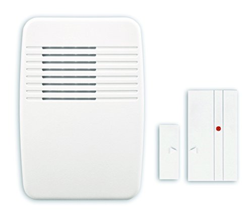 Heath Zenith Doorbell (Heath Zenith SL-7368-02 Wireless Entry Alert Chime)