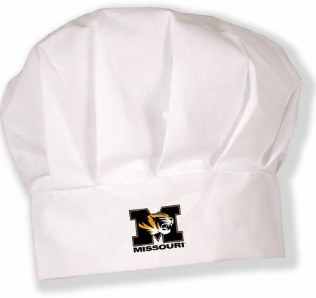 Buy desden missouri tigers ncaa adult chef's hat