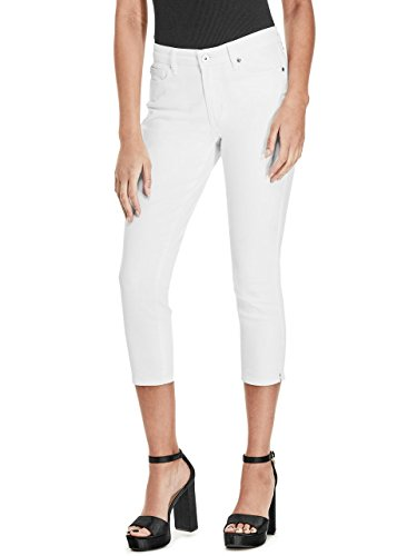 G by GUESS Women's Jackie Mid-Rise Capri Jeans