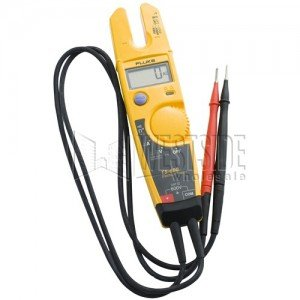Fluke T5-600 Voltage, Continuity and Current Digital Elec...