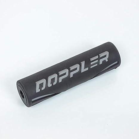 noir et grise Neuf Mousse de guidon Doppler Deux roues Doppler D12mm L150mm