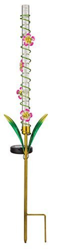 Regal Art and Gift Solar Bubble Stake, Pink, Large by Regal Art & Gift