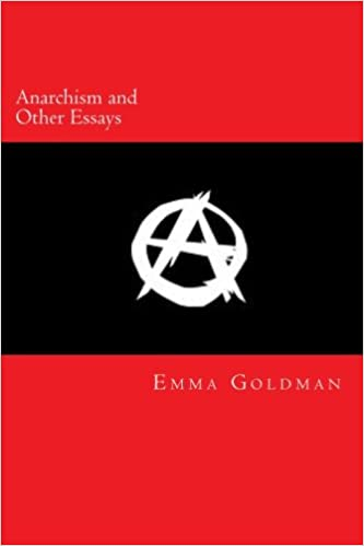 Anarchism and other essays emma goldman will jonson 9781484116579