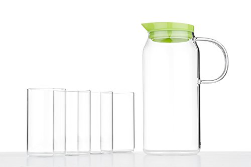 pitcher and glass set - 8