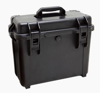 Wonderful pc-3930s WatertightケースABS材質、カスタマイズ可能、密封防水、防塵、半永久的リムーバブルPick N Pluck Foam (ブラック/ ArmyGreen ) B01E6HOR7O